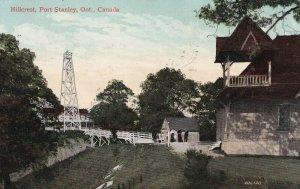 PORT STANLEY, Ontario, Canada, PU-1910; Hillcrest