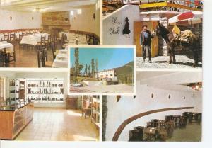 Postal 032425 : Parador - Camping Edelweiss. Biescas (Huesca)