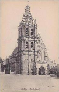 France Blois La Cathedrale