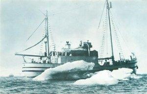 R.C.M.P. Auxiliary Schooner, On Patrol, Saint Roch, Canada, Artic