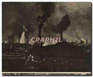 Essen Old Postcard Die Krupps schen Werke