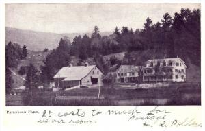 18230 NY Shelburne   Philbrook Farm  Hotel