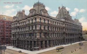 Ohio Cincinnati Post Office