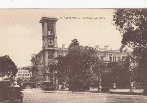 CALCUTTA , India , 00-10s ; Old Telegraph Office