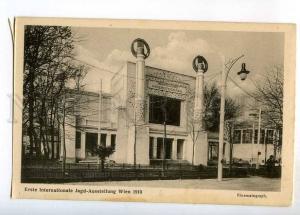 247481 AUSTRIA Wien 1910 International Jago exhibition CINEMA