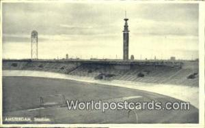 Amsterdam Netherlands, Nederland Stadion  Stadion