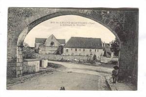 St-AMAND-MONTROND (Cher), L'Abbaye de Npirlac , France , 00-10s