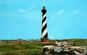 North Carolina Cape Hatteras Cape Hatteras Lighthouse 1982