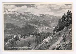 RP, St. Moritz Vom Hahnensee Aus, St. Moritz, Switzerland, 1920-40s