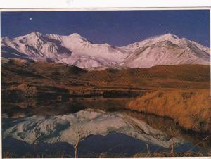 Alaska Mt Moffett Reflections Alaska Maritime National Wildlife Refuge