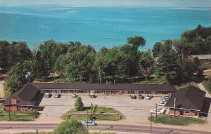 Imperial Motor Hotel and Imperial House Dining Room, North Bay, Ontario, Cana...