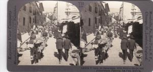 SV: 1910s ; Calle de Sacarnaca , LA PAZ , Bolivia