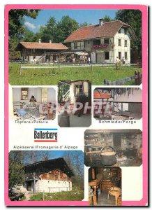 Postcard Modern Switzerland Schweizerisches Freilichtmuseum Ballenberg