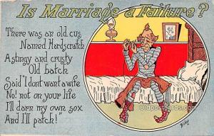 Marriage a Failure, Bishop 1908