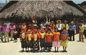 Panama Indians Of San Blas
