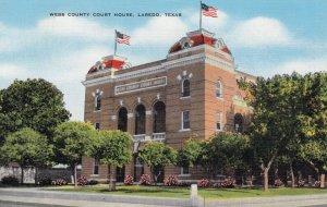 LAREDO , Texas , 1930-40s ; Court House