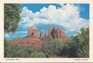 Postal 61807 : Courthouse Rock. Sedona Arizona