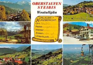 Oberstaufen Steibis Westallgaeu multiviews Lift Panorama Gasthaus Pension