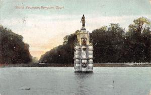 Diana Fountain Statue Hampton Court