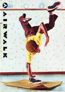 Postcard Max Racks - Airwalk Promotional Advertising Card #13