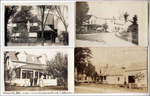 4 - RPPC with Houses