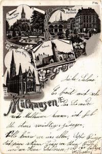 CPA Mülhausen (367384)