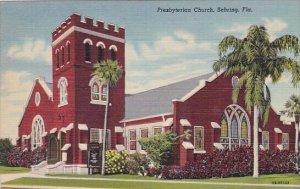 Florida Sebring Presbyterian Church