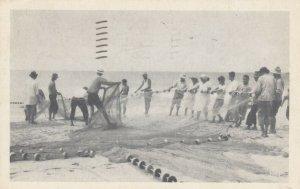 Hukilau Nets , Hawaii , 1944