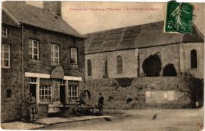 CPA  Rauville-la-Bigot - Scene - Environs de Cherbourg  (632830)