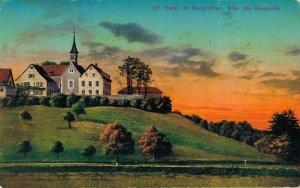 Switzerland Basel St. Margarethen Bále Ste Marguerite 04.84