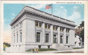 MORGANTOWN, West Virginia; Post Office, PU-1925