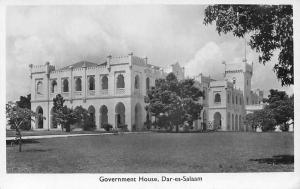 German East Africa Tanzania, Dar-es-Salaam, Government House