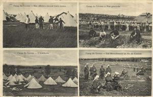 CPA Camp du Larzac (161028)