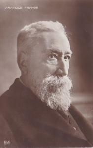 French Poet Anatole France Photo