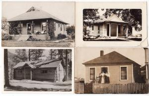 4 - RPPC, with Houses