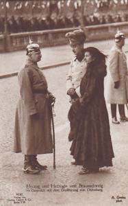 RP; Herzog und Herzogin von Braunschweig, GERMANY, 00-10s
