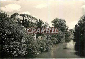 Old Postcard The city of University of Tubingen The castle