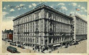 Claypool Hotel  Indianapolis IN Postal Used Unknown