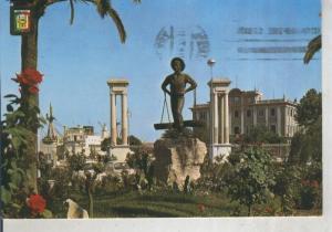 Postal 012085: El Cenachero de la plaza de la marina de Malaga