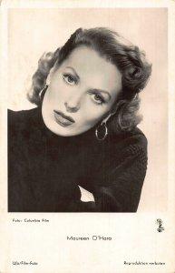 Maureen O'Hara Foto Columbia Film Film Star Postcard