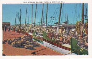 Florida Tarpon Springs The Sponge Docks