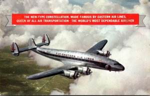 Eastern Airlines Constellation