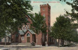 DESERONTO, Ontario , 1911 ; Methodist Church