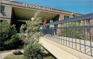 Nashville Tennessee~Trevecca Nazarene College~John T Benson Hall 1960s