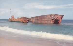 Shipwreck , Hatteras Island , North Carolina , 50-60s