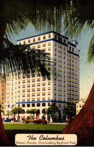Florida Miami The Columbus Hotel