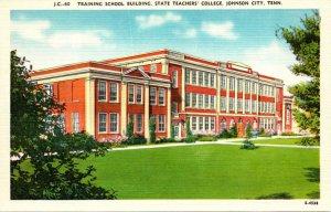 Tennessee Johnson City Training School Building State Teachers College