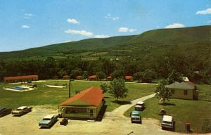 VT - Pownal. Ladd Brook Motel