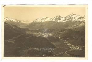 RP: Muottas Muraigl,  Switzerland, 1910s