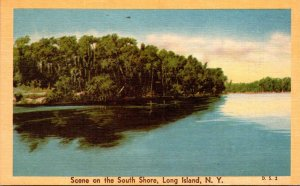 New York Long Island Scene On The South Shore Dexter Press